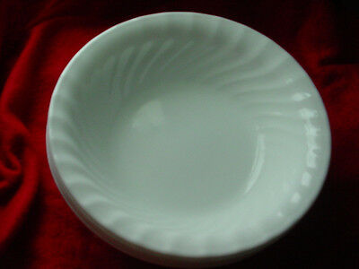 "CORELLE ENHANCEMENTS SOUP/CEREAL BOWLS 18 OUNCE 7&1/4"" NEW x4 FREE USA SHIPPING"