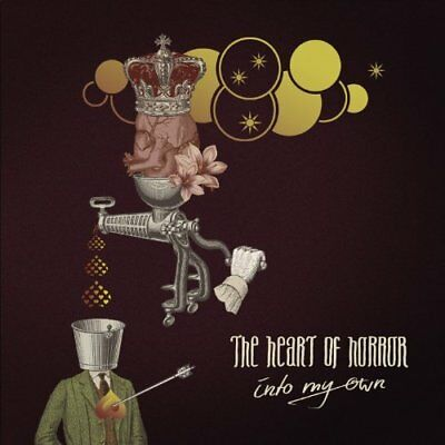 The Heart Of Horror - Into My Own   Cd Neu