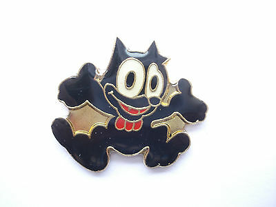 FELIX CORKY THE CAT COMIC STRIP BOOK RARE VINTAGE CARTOON BROOCH PIN BADGE 99p