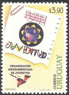 Uruguay 1994 Youth/Iberian-American Conference/Maps/Animation 1v (n22705)