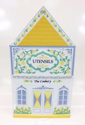 Lenox Village House Giftware Collection UTENSILS  CANISTER New in Box