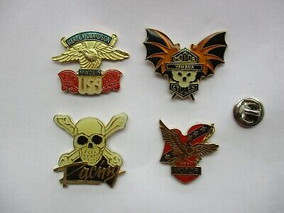 SALE VINTAGE MOTORHEAD LEMMY EDDIE HEAVY METAL ROCK MUSIC NEW OOP PIN BADGE 99p