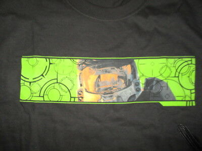 Hanes Label - XBox HALO 2 Fueled by MOUNTAIN DEW - 7-11 Game (XL) T-Shirt