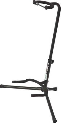On-Stage XCG-4 Classic Guitar Stand in Black - XCaseProAudio