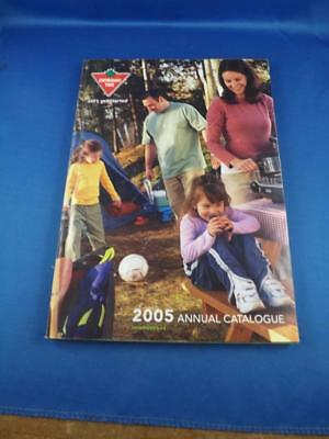 Canadian Tire Catalog 2005 Annual Bbq Patio Furniture Clothes Housewares Tools