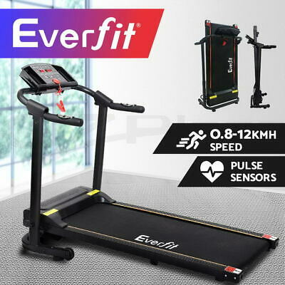 Everfit Electric Treadmill Home Gym Exercise Fitness Machine Equipment Running