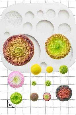 Silicone mould Flower Centres | Food Use FPC Sugarcraft FREE UK shipping!