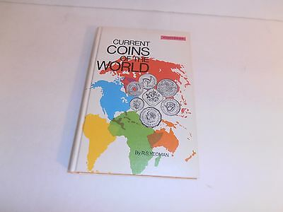Current Coins of the World by Yeoman Fourth Edition (1970) Hardcover Great shape