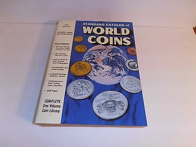 Standard Catalog of World Coins 1977 Edition by Krause & Mishler