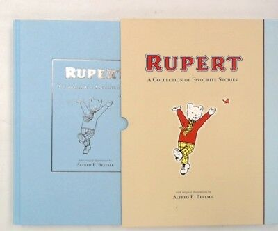 RUPERT A COLLECTION OF FAVOURITE STORIES By ALFRED E. BESTALL Book - S53
