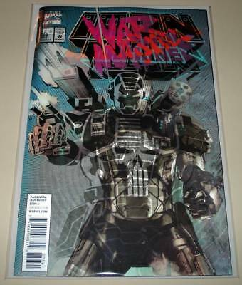 The PUNISHER # 218 Marvel Comic (Jan 2018) NM 3D LENTICULAR VARIANT COVER