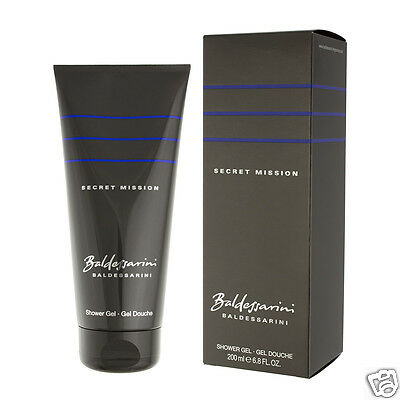 Baldessarini Secret Mission Duschgel 200 ml (man)