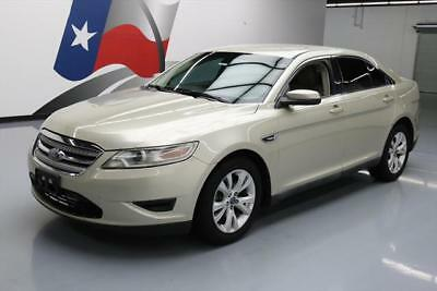 2010 Ford Taurus SEL Sedan 4-Door 2010 FORD TAURUS SEL SYNC CRUISE CTRL ALLOY WHEELS 83K #137675 Texas Direct Auto