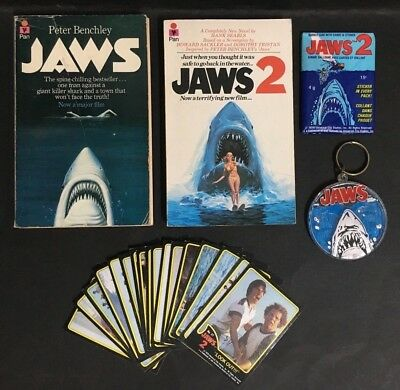 Jaws Lot Of Items