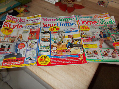 Job Lot 6, 2017 Home Style Magazines. Your Home, Home Style & Style at Home