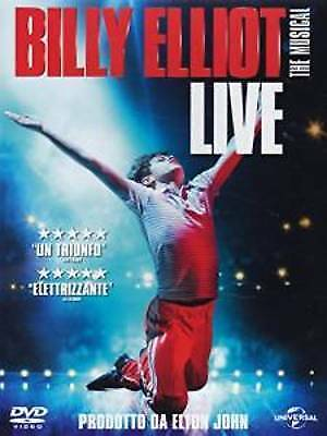 Billy Elliot - The Musical  Dvd Musicale