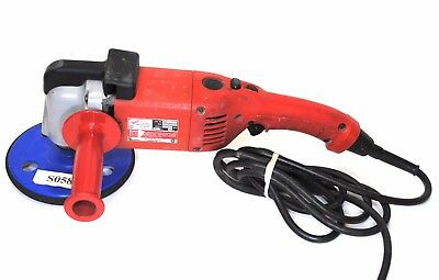"Milwaukee 5460 Heavy Duty 7""/9"" 11 Amp Polisher with Speed Control 0-1750 RPM"