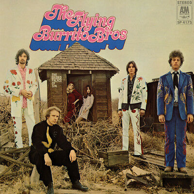 INTERVENTION | The Flying Burrito Brothers - The Gilded Palace Of Sin 180g LP
