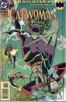 Catwoman #13 (NM)`94 Duffy/ Balent