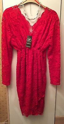 Gorgeous Mothercare Maternity Dress size 12. Ideal for Christmas bnwt