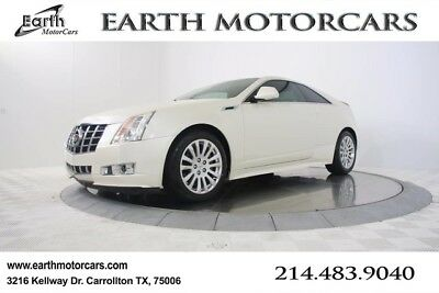 2012 Cadillac CTS Performance Coupe 2-Door 2012 Cadillac CTS Coupe Performance, Heated Seats, Leather Sunroof, Loaded