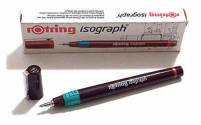 ROTRING ISOGRAPH TECHNICAL DRAWING PENNA A CHINA - 1,40 mm - ART. 151 140 - 1