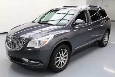 2013 Buick Enclave  2013 BUICK ENCLAVE LEATHER HTD SEATS REAR CAM DVD 66K #154753 Texas Direct Auto