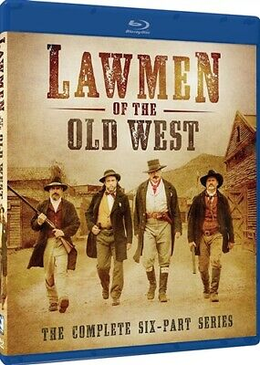 LAWMEN OF THE OLD WEST New Sealed Blu-ray Complete 6 Part Documentary Series