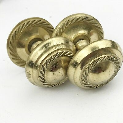 Reclaimed Antique Solid Brass Draw-Cabinet-Door-Pull- Knob- Handles