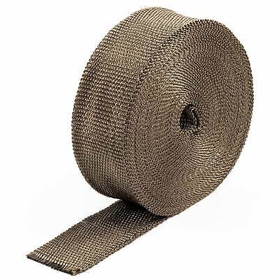 2.5cm x 15M Volcano Exhaust Manifold Heat Wrap 2 Stroke MC/Kart & 10 Cable Ties