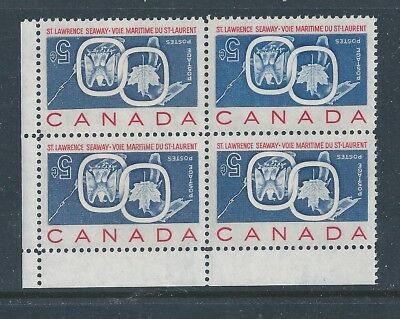 Canada #387a LL C Block St.Lawrence Seaway Inverted *Fake* MNH **Free Shipping**