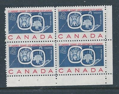 Canada #387a LR C Block St.Lawrence Seaway Inverted *Fake* MNH **Free Shipping**