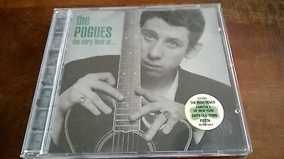 The Pogues ‎– The Very Best Of ... CD