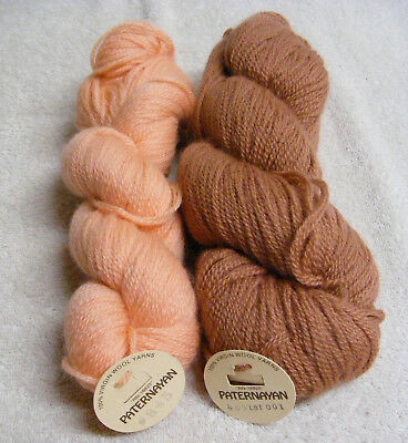 810-815 SUNRISE  Family Paternayan Wool 3ply Persian Yarn Needlepoint 4oz