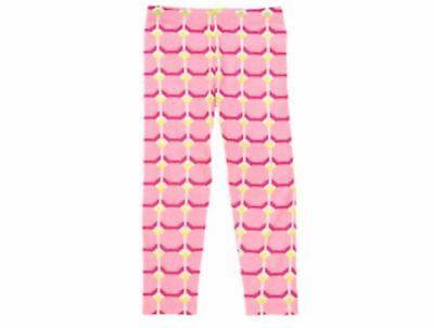 NWT Gymboree Girls Bright Ideas Pink Geo Leggings Size 5 6 7 8 10 & 12
