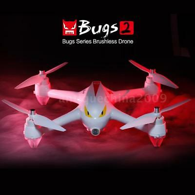 MJX Bugs 2C 1080P Camera 2.4G 4CH 6-axis Brushless Quadcopter Selfie Drone I7F2