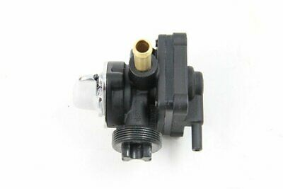 Chrome Petcock Fuel Valve,for Harley Davidson motorcycles,by V-Twin