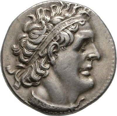 Lanz Ptolemaic Kings Of Egypt Ptolemy Ii Tetradrachm Eagle Greek Silver §tez2522
