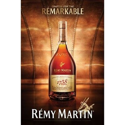 Remy Martin 1738. Poster 24 By  36
