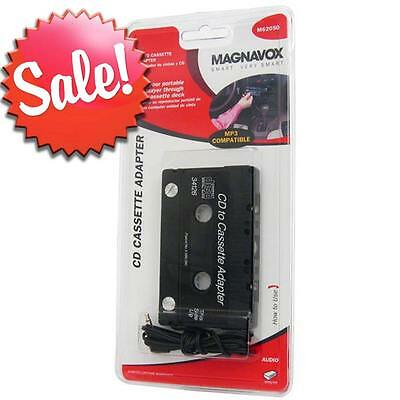 Philips Magnavox iPod, iPhone 6 Galaxy S6 iPod Android Cassette Adapter P62050