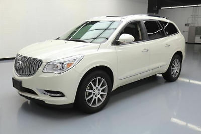 2014 Buick Enclave Leather Sport Utility 4-Door 2014 BUICK ENCLAVE LEATHER 7-PASS NAV REAR CAM 38K MI #201146 Texas Direct Auto