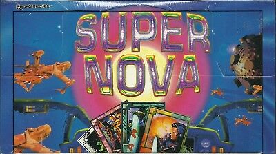 Super Nova Ccg - Booster Display