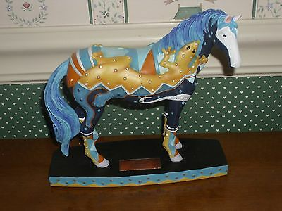 Horse Of A Different Color  Figurine-Lizard Master-New In Box