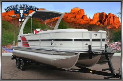 2017 Forest River Marine Trifecta 23RF ARCH SS 3.0 Tritoon Boat