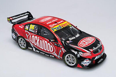 1:18 Biante - 2013 VF Commodore - Lockwood Racing - Fabian Coulthard
