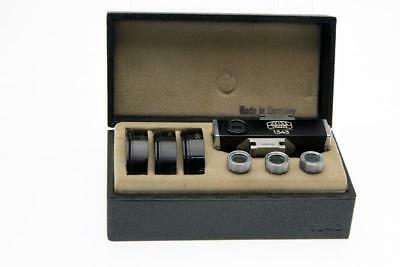 Zeiss Ikon Contameter  Close Up Set for Contax Rangefinder Camera  # 1343