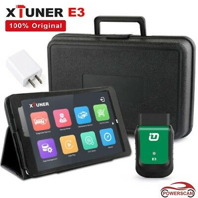 XTUNER E3 Easydiag OBD2 Auto Diagnostic Tool Scanner + Win10 Tablet as Vpecker