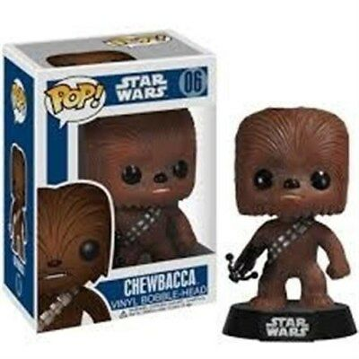 Funko - Star Wars Chewbacca Pop! Vinyl Figure Bobble Head
