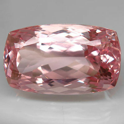 70.86ct.FABULOUS! 100%NATURAL PINK KUNZITE UNHEATED BRAZIL 30X18MM.AAA RARE!