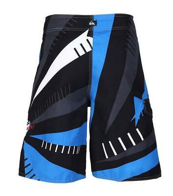 NEW RIP CURL Childrens/Kids CASUAL BEACH PANTS BOY'S SURF BOARDSHORTS Blue 8-14